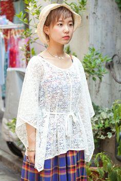 まいまいさん | g.u. used zoule TOKYO BOPPER tutuanna* | 2015年8月第2週 | 原宿 | 東京ストリートスタイル | 東京のストリートファッション最新情報 | スタイルアリーナ