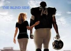 The blind side.