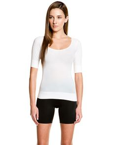 SPANX 'On Top and In Control' Peony Top