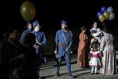 Extrait nouvelle scène du spectacle 2016 . © F.Lallemand
