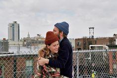 Jessica Barensfeld & Simon Howell — Jewellery Designer and Photographer, New York, Brooklyn-Williamsburg.