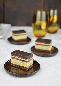 Easy Cake Recipes, Sweets Recipes, Cupcake Recipes, Easy Desserts, Baking Recipes, Praline Recipe, Torte Recipe, Kolaci I Torte, Torte Cake
