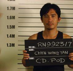 Tony Leung - Infernal Affairs
