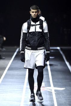 Plein Sport, Automne/Hiver 2017, Milan, Menswear