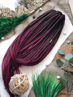 Mohawk Dreads, Dreadlock Wig, Wool Dreads, Synthetic Dreadlocks, Dreadlock Extensions, Synthetic Hair, Natural Hair Twists, Natural Hair Updo, Natural Hair Styles