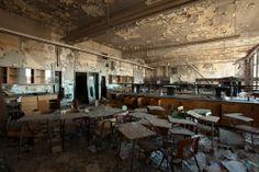Detroiturbex.com - Cass Technical High School before demolition