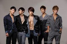 DBSK/TVXQ (original line-up)