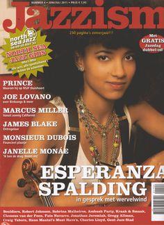 Esperanza Spalding - Jazzism Magazine (NL)