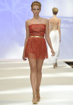 Desfile colección EUMENIDES SS 2014 Summer Collection, Spring Summer, Formal Dresses, Fashion, Dresses For Formal, Moda, Fashion Styles, Fasion, Gowns