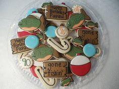 Fishing Cookies!