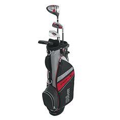 Junior Golf Clubs, Ladies Golf Clubs, Best Golf Clubs, Best Golf Courses, Kids Golf Set, Golf Games For Kids, Wilson Golf, Golf 6, Mens Golf