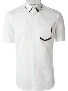 Neil Barrett - fitted shirt 6