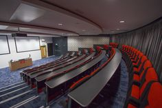 University Of Strathclyde, Electrical Installation, Conference Room, Building, Table, Furniture, Home Decor, Decoration Home, Electrical Wiring