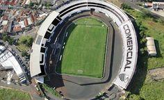 Estádio do Comercial, de Ribeirão Preto, vai a leilão para bancar dívidas