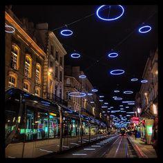 #Bordeaux By Night - après un incroyable diner au @ghBordeaux #BordeauxSoGood