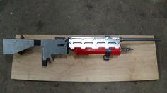"How-to Make a, "".50cal Big Bore Air Rifle"""