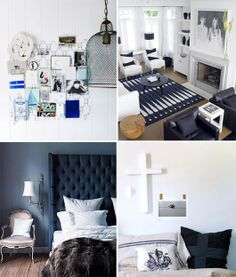 I love the bed back. I love mixing vintage and modern style in my clothing and decor.