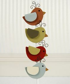 Take a look at this Bird Magnet Set by Adams & Co. on #zulily today!