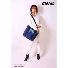 Our meru bag with toraja pattern visit www.merustyle.com