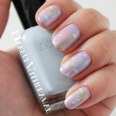 Pastel Galaxy featuring Zoya Gie Gie, Julie, Piaf and Blu from the 2013 Lovely Collection - @Mimi B.