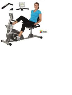 Exerpeutic 1000 High Capacity Magnetic Recumbent Bike W/ Pulse Wider Seat Extended - http://physicalfitnessshop.com/shop/exerpeutic-1000-high-capacity-magnetic-recumbent-bike-w-pulse-wider-seat-extended/ http://physicalfitnessshop.com/wp-content/uploads/2018/03/c743c98000fa.jpg