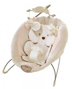 snugapuppy bouncer :: Great list of baby gear items under $50 to put on your baby registry.