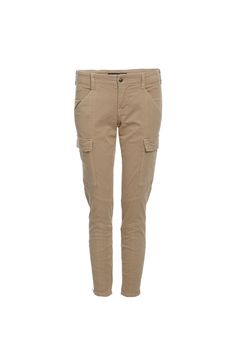 J Brand Twill Zip Ankle Cargo Pants l DAILYLOOK Elite - personal styling service delivered right to your door