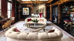 Luxury property, Prestige Property, Hilfiger home, Paris apartment   DailyTelegraph