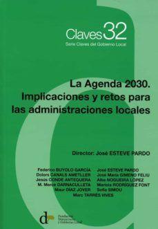 La Agenda 2030 : implicaciones y retos para las administraciones locales Fundación Democracia y Gobierno Local, 2021 Day Planners