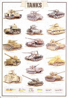 View the Mod DB mrskittles image pictures of tanks