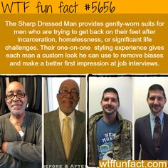 The Sharp Dressed Man - WTF fun fact