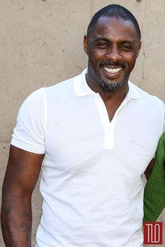 Idris Elba - hello polo
