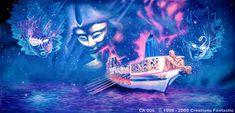 Take your audience on a colourful Gondola ride through Venice with Backdrops Fantastic Australia's Carnivale themed backdrops. Helena Bonham Carter, Masquerade, Backdrops, Hedda Gabler, Carnival, Harry Potter, Adventure, Venetian, Venice