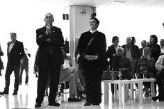 Wim van Krimpen en Beatrix Ruf openen de beurs @MisterMotley