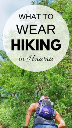 What to wear hiking in Hawaii for Oahu hikes, Maui, Kauai, Big Island. What to pack for Hawaii. What to wear in Hawaii. Vacation ideas planning tips. Hiking Gear List, Hiking Tips, Hiking In Maui, Hiking Usa, Kayak Camping, Camping Tips, Camping Cabins, Camping Hammock, Camping Games