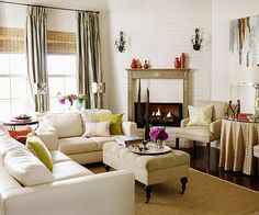 Furniture Placement In Living Room With Corner Fireplace arranging furniture with a corner fireplace | arranging furniture