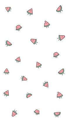Watermelon wallpaper, lock screen wallpaper, locked wallpaper, cute wallpapers for ipad Cute Pastel Wallpaper, Cute Patterns Wallpaper, Cute Disney Wallpaper, Kawaii Wallpaper, Wallpaper Iphone Disney, Cute Ipad Wallpaper, Screen Wallpaper, Aztec Wallpaper, Wallpaper Samsung
