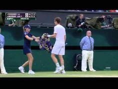 J.McEnroe on Roger Federer's magical footwork - YouTube
