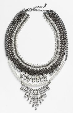 Cara Statement Necklace