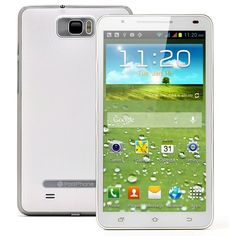 Android 4.1 Phone ''Glacier'' - 6 Inch, 1GHz Dual Core CPU, 3G