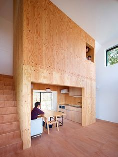 Architects Tomohiro Hata  - Belly house