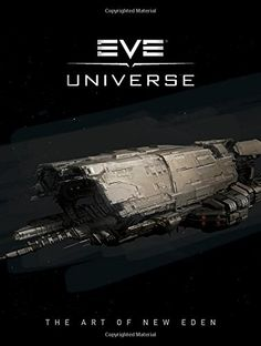 Book Review: EVE Universe: The Art of New Eden | Parka Blogs