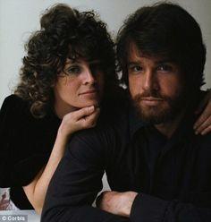 Julie Christie & Warren Beatty in the 1970s