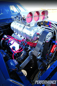 1600HP Blown 528 HEMI