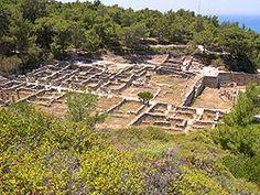 Rhodes - Ruins of Kameiros