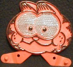 The one we had, the reflector eye was broken. Miss The Old Days, Those Were The Days, The Good Old Days, Childhood Images, 1970s Childhood, Childhood Memories, Garfield And Odie, Cereal Boxes, Wayback Machine