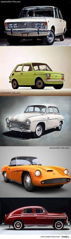 Polskie klasyki~*~*~*~they used to build cars?~*~*~*~