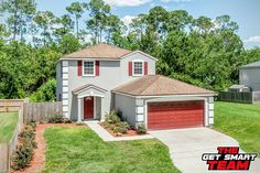 Meet Our Newest Listing   This Beautiful Home Has 3 Bedrooms / 2.5 Baths with a large 3/4 of an acre yard!!  4057 Dalry #Jacksonville 32246  For More Information Visit:  GetSmartTeam.com Call Or Text:  (904)472-4359