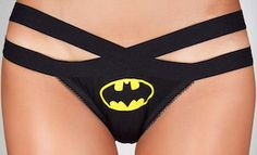 Batman Logo Lace Back Bikini Style Women's Panties http://snapmilfs.com/?id=average_looking_milfs