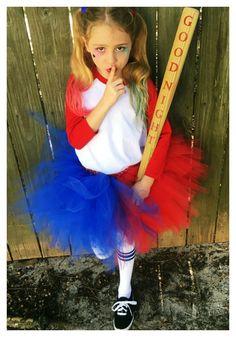 DIY Harley Quinn Costume Tutu Tutorial